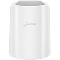 JURA Milchbehälter 24168 Glacette, Zusatz zum Glas-Milchbehälter, Zubehör für Als ideale Ergänzung zum Glas-Milchbehälter