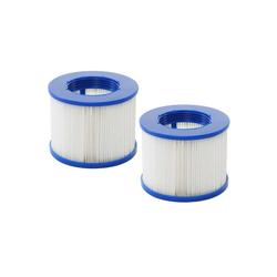 MCW Wasserfilter Wassefilter-MCW-E32, Zubehör für Whirlpools E32, passend zu Whirlpool E32