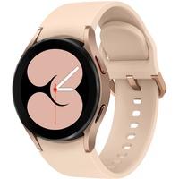 Samsung Galaxy Watch4 40 mm gold Sport Band pink