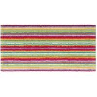 CAWÖ Life Style Streifen 7008 Saunatuch 70 x 180 cm multicolor