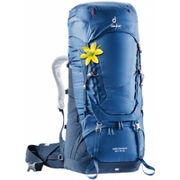 Deuter Aircontact 60+10 SL steel/midnight