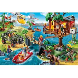 Playmobil, Baumhaus,, Klassische Puzzle