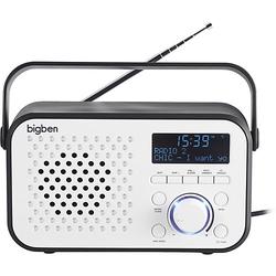 Tragbares DAB-Radio TR24 (weiss) weiß