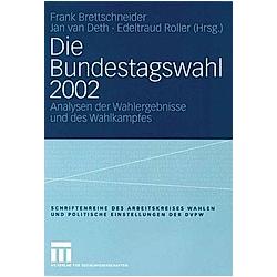 Die Bundestagswahl 2002 - Buch