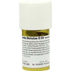 CARBO BETULAE D20