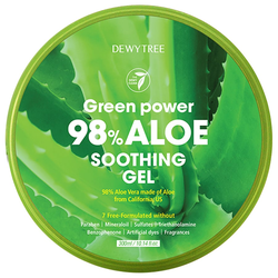 Dewytree 300 ml Green Power Aloe Gel Körpergel 300ml
