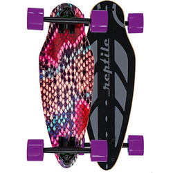 Mini Longboard ColourCruise bunt