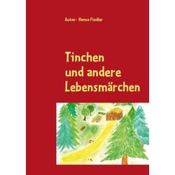 Tinchen als Buch von Hanna Fiedler