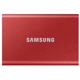 Samsung Portable T7 1 TB USB 3.2 rot