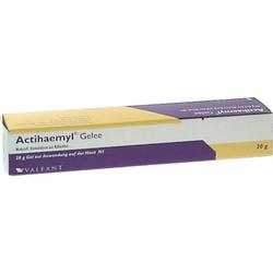 Actihaemyl Gelee 8,3mg/g