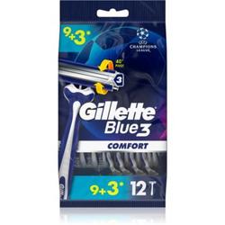 Gillette Blue 3 Einweg-Rasierer 12 St.