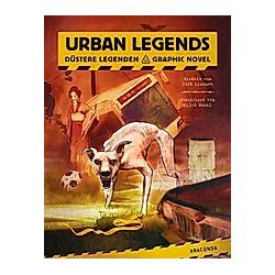 Urban Legends. Jirí Linhart  - Buch