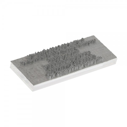 Textplatte für ClassiX Stempel (Ø 6 mm)