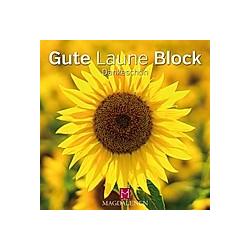 Gute Laune Block - Dankeschön