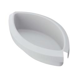 HAN Abfalleinsatz für Papierkörbe, 1 l, lichtgrau