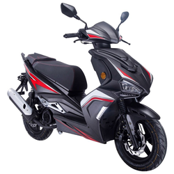 GT UNION Motorroller Striker, 125 ccm, 85 km/h, Euro 4