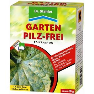 DR. STÄHLER Polyram WG Garten Pilz-Frei, 60 g
