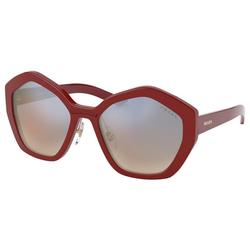 PRADA Sonnenbrille PR 08XS rot