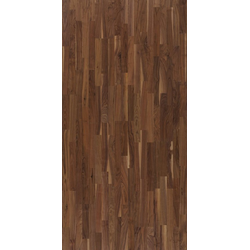 PARADOR Parkett Eco Balance Natur - schwarz Nussbaum europ., Packung, ohne Fuge, 2200 x 185 mm, Stärke: 13 mm, 3,66 m²