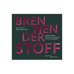 Brennender Stoff - Buch