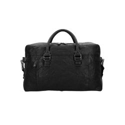 Harold's Reisetasche R.Johnson, Leder schwarz