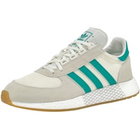 adidas Marathon Tech off white/glow green 47