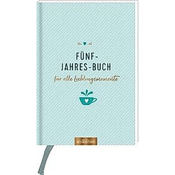 Fünf-Jahres-Buch für alle Lieblingsmomente