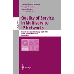 Quality of Service in Multiservice IP Networks: eBook von