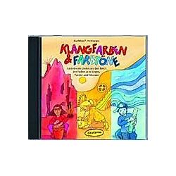 Klangfarben & Farbtöne  1 Audio-CD - Hörbuch
