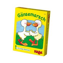 Haba Spiel, HABA 4712 Kartenspiel Gänsemarsch