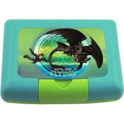 p:os Brotschale Dragons Brotdose mit Trenner