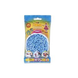 Hama Perlen pastell blau, 1000 Stück