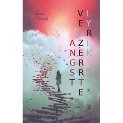 Angstverzerrte Lyrik als Buch von Luisa Baresi