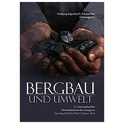 Bergbau und Umwelt - Buch