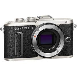 Olympus PEN E-PL8 Pancake Zoom Kit 14-42 mm schwarz