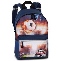 Fabrizio  Kids Soccer Rucksack 36 cm - Blau