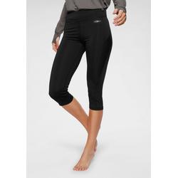 Ocean Sportswear Yogatights 3/4 Yoga-Tights mit Mesh-Einsätze 42