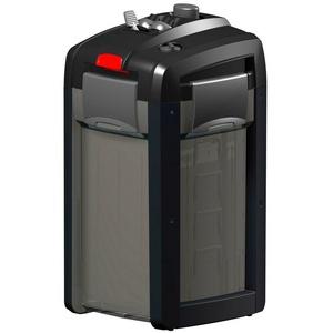 EHEIM Aquariumfilter professionel 4 600 Range Extender, 1250 l/h, bis 600 l Aquariengröße schwarz