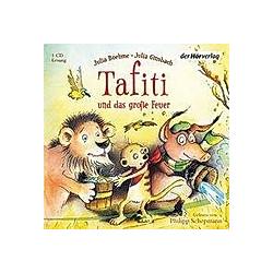 Tafiti - 8 - Tafiti und das große Feuer - Hörbuch