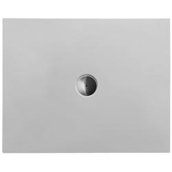 Duravit Rechteck-Duschwanne DURAPLAN bodenbündig 1000 x 800 x 35 mm weiß