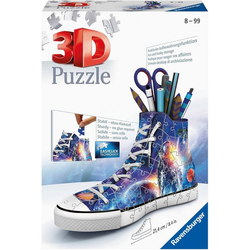 Ravensburger 3D-Puzzle Sneaker - Astronauten im Weltall, 108 Puzzleteile, FSC® - schützt Wald - weltweit; Made in Europe