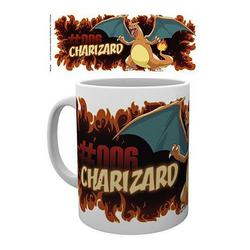 GB eye Tasse Pokémon - Charizard Fire - Glurak - Tasse