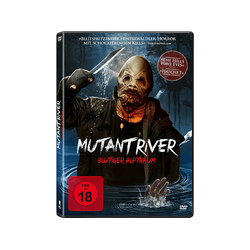 Mutant River - Blutiger Alptraum DVD