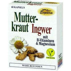 Mutterkraut-Ingwer