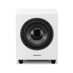 Wharfedale Subwoofer D8  in weiß