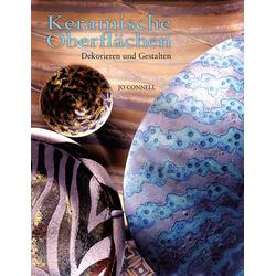 Keramische Oberflächen: Buch von Jo Connell