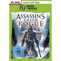 Assassins Creed Rogue PC USK: 16