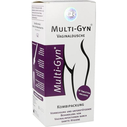 Multi-Gyn Vaginaldusche Kombipack