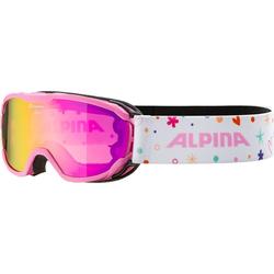 Alpina Sports Skibrille Skibrille Pheos rose-rose