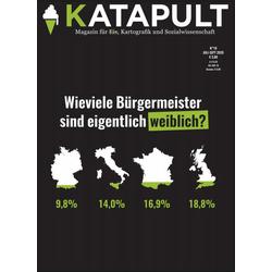 KATAPULT Magazin Ausgabe 18: Buch von